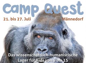 CampQuest 2019 mit Link zur Camp-Quest-Seite