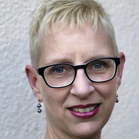 Porträt Sandra Hiltmann